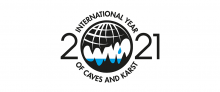 2021 International Year of Caves and Karst Logo